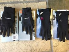 NWT* Head Digital Sport Running Glove Touch Screen Silicone Palm XS,S,M.L,X-L