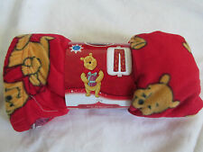 NEW WOMEN'S DISNEY WINNIE THE POOH & PIGLET RED FLEECE SLEEP/LOUNGE PAJAMA PANTS