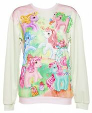 EXCLUSIVE Unisex My Little Pony Vintage Scene Jumper from Mr Gugu & Miss Go
