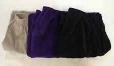 Alfred Dunner® Petite Classics Corduroy Pull-On Pants 8911 -Choose Color/Sz  NEW