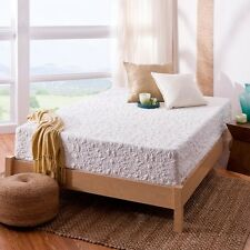 "Spa Sensations 4"" thru 12"" Memory Foam Mattress bed twin full queen king cal NEW"