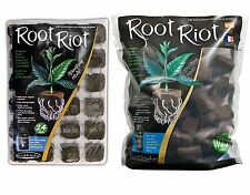 Hydroponics- Root Riot Nutrient Supplement- Cubes 24 Tray/Root Riot Refill