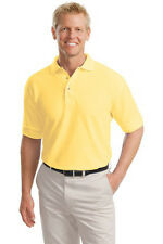 Port Authority Tall Silk Touch Polo. TLK500 Mens