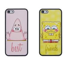 Spongebob and Patrick Best Friends Phone Cover Case for iphone 4s 5s 5C