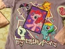 My Little Pony, Girls Graphic,  Long Sleeve Tee Shirt,  Sixe Small NWT Free Ship