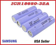 NEW Samsung ICR 18650-32A, 3200mAh,High Drain Rechargeable Li-ion Battery
