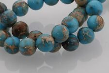 Nice Wholesale Natural Gemstone Round Spacer Loose Beads 4/6/8/10MM