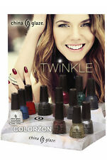China Glaze TWINKLE Collection 2014 Nail Polish Lacquer (Pick Your Colors)