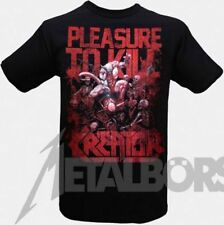 "Kreator "" Pleasure to Kill "" T-Shirt  105840 #"