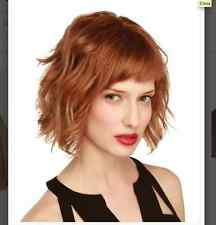 NWT Hair Art Amber 100% Virgin European Hair Wig - Short