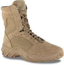 "Oakley SI 8"" Tactical Assault Boots Lightweight Military Desert NEW STYLE UK6-10"