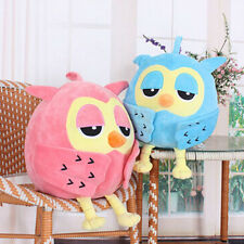 Best Gift for Girl Children Kids Plush Toy Stuffed Cute Owl Plush Colorful Doll