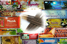 100 Sticks Darshan Incense Choose Your Scents Original insense Free Shipping