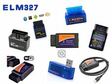 ELM327 V1.5 OBD2 CAN-BUS Bluetooth WIFI Car Auto Diagnostic Interface Scanner