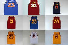 Cleveland Cavaliers #23 Lebron James Basketball Jersey High Quality Embroidery