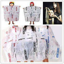 Adult Salon Hair Cut//dyeing/wave Hairdressing Barbers Cape Gown Cloth