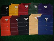 NEW MENS Cutter and Buck RECRUIT Striped Polo Golf Shirt, PICK COLOR & SIZE, $65