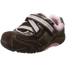 New STRIDE RITE Athletic Shoes Shenae Brown Pink 6 M