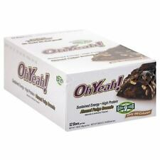 Oh Yeah! Good Grab Bar, ISS, Box of 12, High Protein Bars