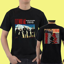 Fleetwood Mac On With The Show Tour Date 2015 GUN2 Tee T - Shirt S M L 2 XL Size