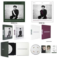 JONGHYUN BASE 1st Album Vol.1::CD+Poster (Limited) + Gift Photo, New SM Shinee