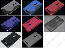Multi Color S-Types TPU Silicone CASE Cover For Nokia 925