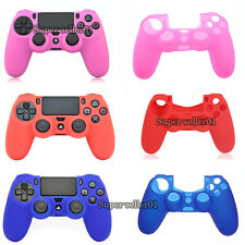 HOT Sale Silicone Rubber Gel Skin Cover for SONY PlayStation 4 PS4 Controller