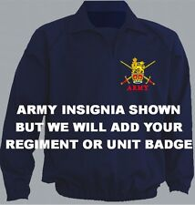 HALF PRICE TO CLEAR ARMY REGIMENT SQUADRON CORPS BATTALION DRILL TRAINING TOP