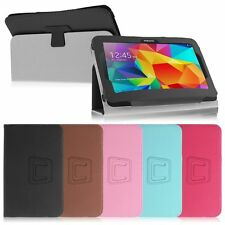 "Leather Case Cover Stand for Universal 7"" 7.9"" 8"" 9"" 9.7"" 10"" Android Tablet NEW"
