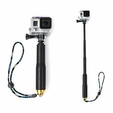 Handheld Extendable Pole Monopod Tripod Stick for GoPro Cameras Hero HD 2 3 3+ 4