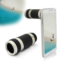 NEW 8X Zoom Optical Camera Phone Telescope Lens w/ Case Cover For Samsung Galaxy