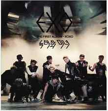 EXO-XOXO 1st Album [Hug Version] Vol. 1 :: CD+Yearbook Pack+Sticker+Poster,New