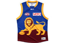 Brisbane Lions 2014 AFL BLK Home Guernsey Sale Selected Sizes Only!