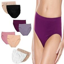 "Rhonda Shear 2 Pack ""Ahh"" Seamless Brief 494036 CLEARANCE $14"