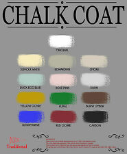 Chalk Coat Furniture Chalk Paint - 250ml Sample - Shabby Chic Full Colour Range