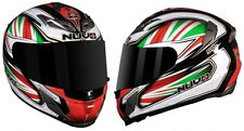 Nuvo Helmets SP2 Road Union Italia casco integrale helmet moto racing OFFERTA