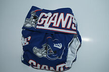 NFL New York Giants Washable Cloth Diaper /PUL/Preemie/Baby/Infant/Toddler