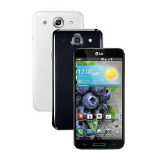 5.5'' Unlocked LG Optimus G Pro F240 Cell Phone - 32GB 13MP Camera - White/Black