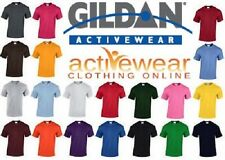 Gildan Ultra Mens Adult Cotton T Shirt Plain Blank - 2000