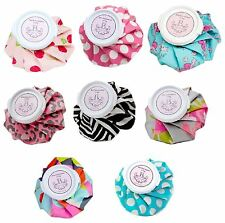 Boo Boo Couture Waterproof Ice Bag Hot/Cold Pack Girly Retro Ruffle