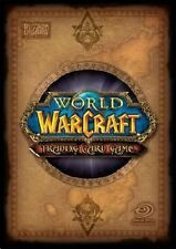World of Warcraft Cards - Servants of the Betrayer 1 - 64 - Pick card WOW CCG