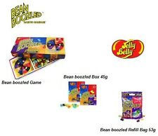 Jelly Belly Beans, Bean Boozled Weird Fun Flavours box - Refill bag or the Game