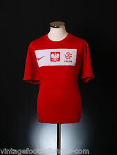 2012-13 Poland Stadium Nike Football Away Jersey Shirt *BNIB* S-M-L-XL-2XL