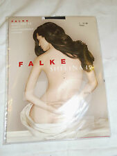 Falke Shelina 12 denier appearance tights sheer to waist sandal toe pantyhose TV