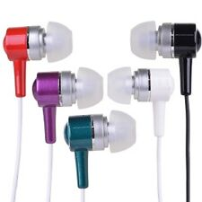 Uniden 5ST545 Noise Reducing Earbud Stereo Headphones w/3.5mm Jack Extra Ear Tip