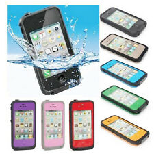 Waterproof Shockproof Dirt Proof Durable Case Cover For Apple iPhone 5 5s 4s 4