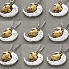Family Necklace Pendant Gold/Silver finesthai