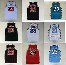 Chicago Michael Jordan Basketball Jersey High Quality Embroidery Stitched Retro