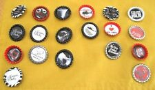 New 50 Shades of Grey Themed Bottlecap Pins Your Choice