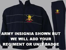 1TS NAVY BLUE £25 HALF PRICE TO CLEAR ARMY BRIGADE SQUADRON CORPS TRACKSUIT HAT